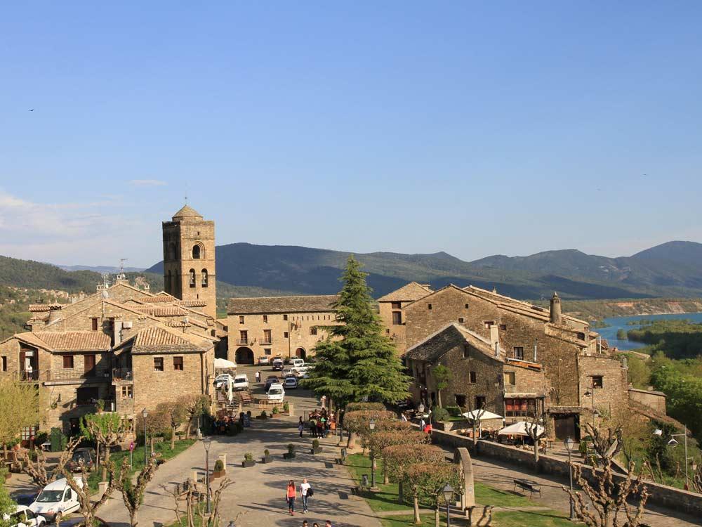 A nsa pirineo aragon s huesca turismo rural rom nico aragon s - Casa rural en pirineo catalan ...