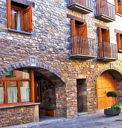 Casa rural en el pirineo catalan beautiful condes del pallars rialp pirineo cataln with casa - Casas en el pirineo catalan ...