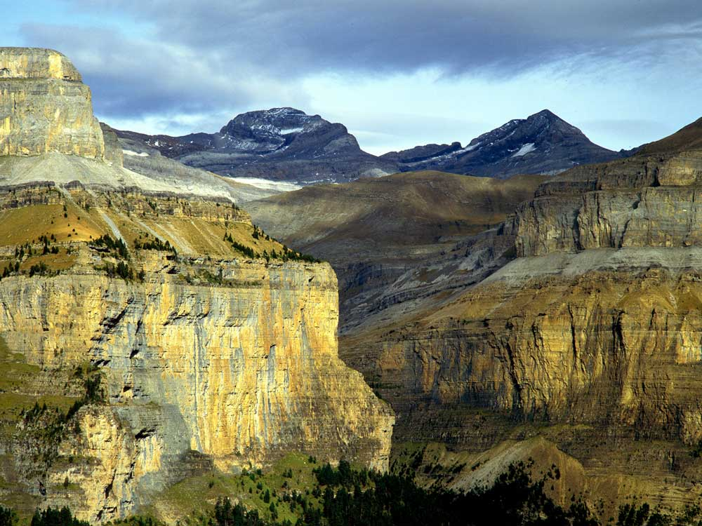 Ordesa and Monte Perdido National Park Huesca Spain